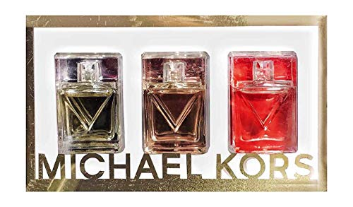 Michael Kors 3 PC Coffret Gift Set Fragrances