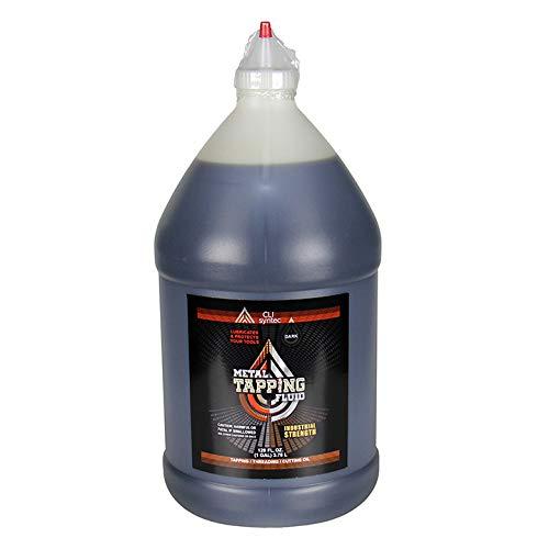 Premium Metal Tapping Fluid - 128 FL. OZ. (1 Gallon) Threading and Cutting Oil