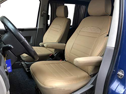K-maniac Fundas de Asiento para T5 y T6 Multivan California Kombi Caravelle...