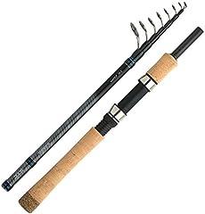SHIMANO STC Mini Tele Spinning, Mini Teleskopic Travel Fishing Rod