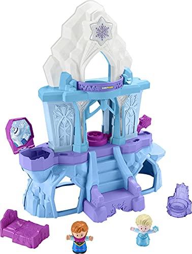 Fisher-Price Little People – Disney Frozen Elsa's Enchanted Lights...