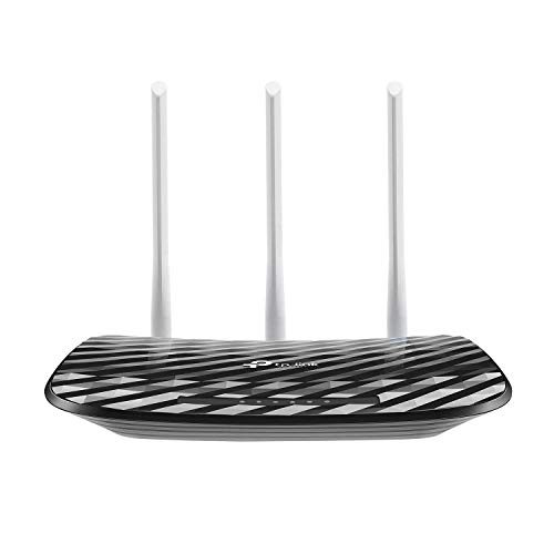TP-Link Archer C20 4 Port Router Wireless Dual Band WiFi 2.4Ghz and 5Ghz - AC750