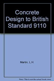Concrete Design to British Standard 9110