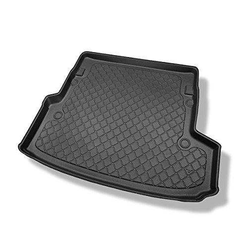 Mossa Kofferraummatte - Ideale Passgenauigkeit - Höchste Qualität - Geruchlos - 5902538558396