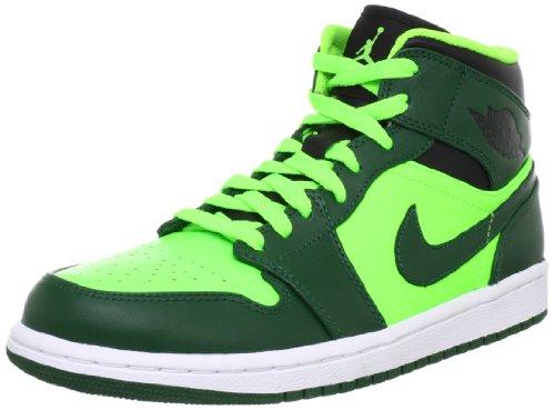 Nike Air Jordan 1 Mid Mens Basketball Shoes 554724-330