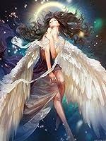 3000ピースジグソーパズルパズル大人のジグソーパズルゲーム子供家族の減圧ゲーム天使の女神