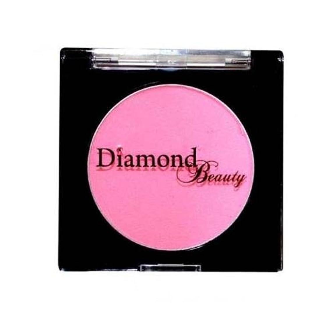 ベース見捨てられた信じるダイヤモンドビューティー ブラッシュ 01 ドーリーピンク