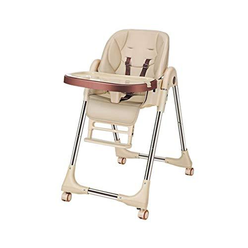 kiss idbaby Silla de bebé para Silla de bebé Ajustable Silla reclinable Silla de Mesa Plegable