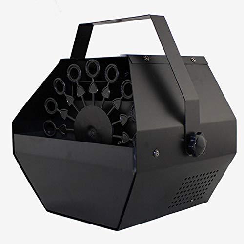 Portable Automatic Bubble Machine DJ/Bar/Party/Show/Stage Bubble Machine,Black