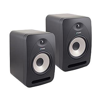 """principali caratteristiche (riferiti ad un singolo diffusore) - risposta in frequenza: 56 hz - 48 khz max spl: 101 db - unità drive lf/mid range: 4"""" (100 mm) - unità drive hf: 3/4"""" (19 mm) soft dome potenza lf/mid range: 25 watt rms - potenza hf: 25 ..."""