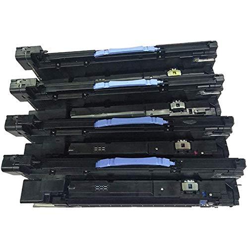 Cartucho de tóner, código original Cf258a, cartucho de tóner compatible con HP, apto para Hphp Laserjet M880z+m880z+NFC M855xh/dh M855x+ cartucho de tóner de 4 colores, color 4 colores size