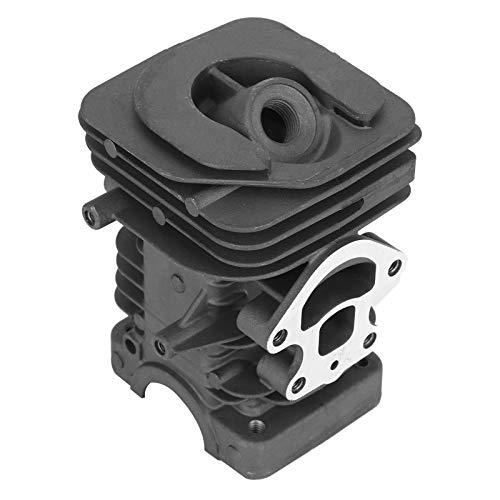 Omabeta Motosierra cilindro pistón cilindro durable kit cilindro pistón reemplazo cilindro sierras accesorio para motosierra 235 236 240 235e 236e 240e
