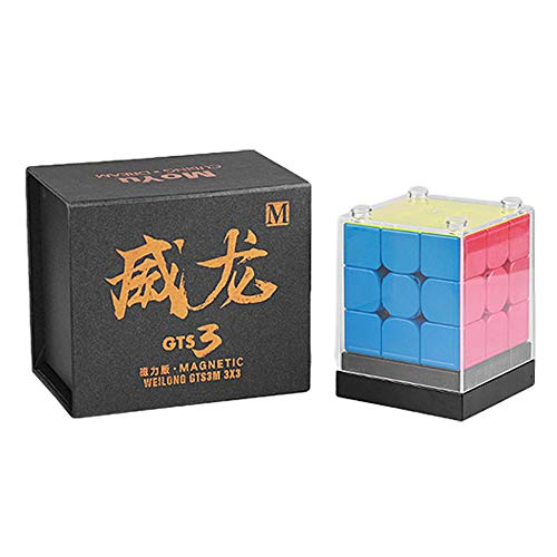 MoYu GTS 3 M Magic Cube GTS Version 3 Magnetic - Stickerless