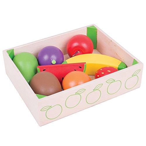 Bigjigs Toys Fruit Crate