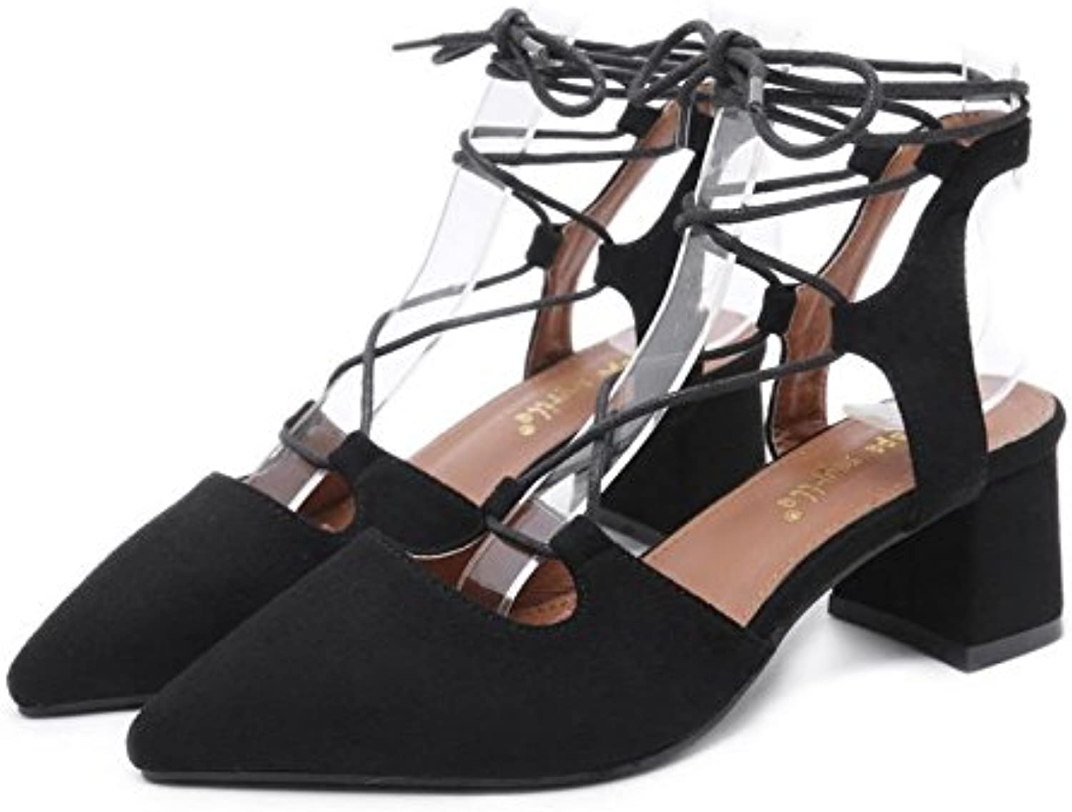 RUGAI-UE Sandals and sandals for European and American fashions