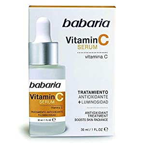 Babaria Serum Vitamina C Antioxidante Luminosidad 30 ml