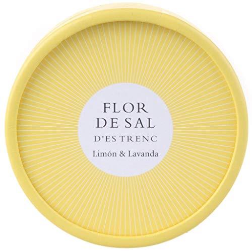 Gusto Mundial Flor de Sal Lemon & Lavender 60 g.