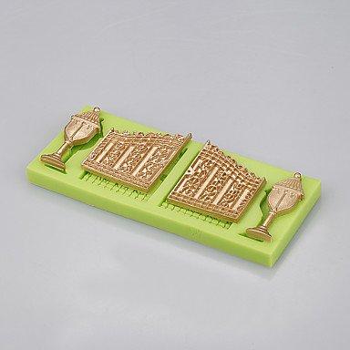 WYFC 1 CuissonPapier à cuire / Poignées / Ecologique / Nouvelle arrivee / Grosses soldes / Cake Decorating / Baking Outil / Haute qualité /