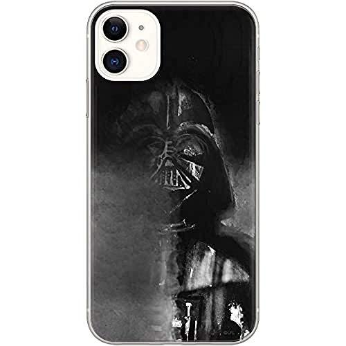 Original & Offiziell lizenziertes Star Wars Darth Vader Handyhülle für iPhone 11, Hülle, Hülle, Cover aus Kunststoff TPU-Silikon, schützt vor Stößen & Kratzern