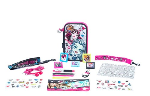 Nintendo DS - Kit Monster High Nintendo DS