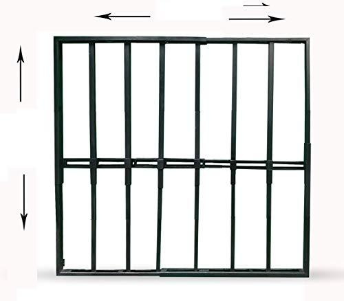 , rejas ventanas Bricodepot, saloneuropeodelestudiante.es
