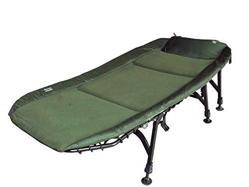 Karpfenliege PRO-Zone Advantage 3-Leg Bedchair/Angelliege/Anglerliege/Gartenliege/Ehmanns