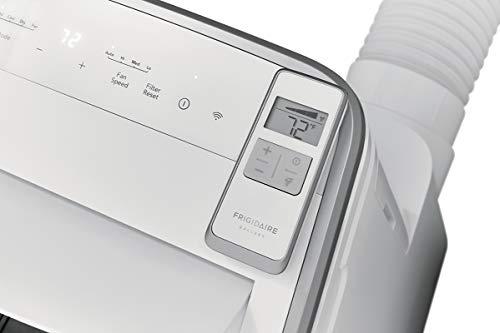 Frigidaire GHPC132AB1 13,000 BTU Cool Connect Portable Air Conditioner with Wi-Fi - 13000 BTU, White