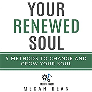 Your Renewed Soul audiobook cover art