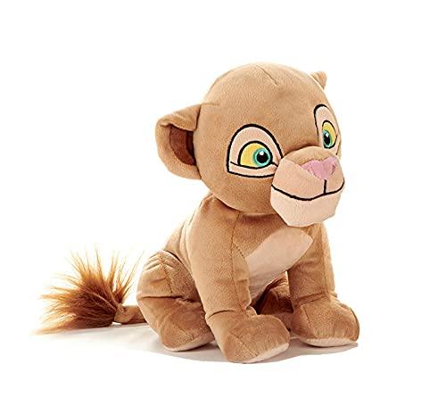 Peluche de Rey León 2021, Simba Joven o erw., Nala, Timon o Pumbaa, 24 – 30 cm, original Disney peluche supersuave