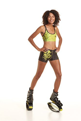 KangooJumps Short Ivy Green TG M, Fitness Wear Donna