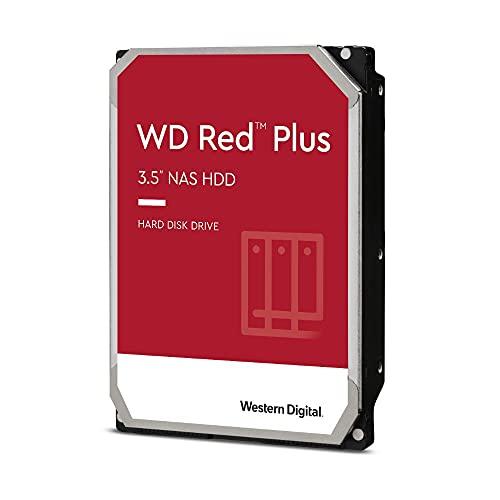 WD Red 1TB 3.5' NAS Interne Festplatte - 5400 RPM - WD10EFRX