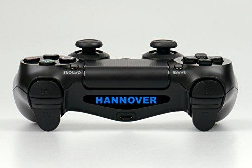 'PS4controlador Light Bar LED Decal Pegatinas Hannover