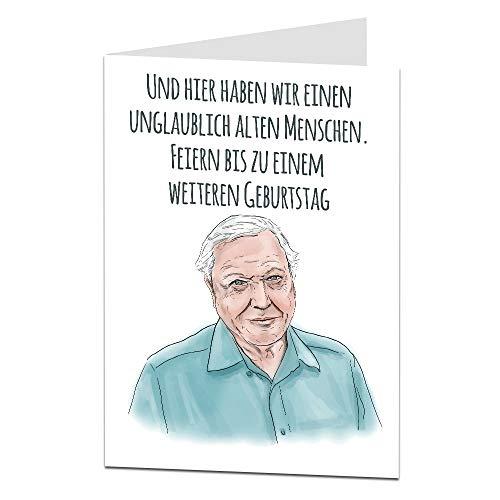 LimaLima Lustige Geburtstagskarten für Männer & Frauen Mama Papa Oma Opa Unhöfliche Offensive Lustige Geburtstagskarte Alternative Und Manchmal Unhöfliche Grußkarte