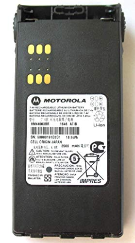 Price comparison product image Motorola Original OEM HNN4003 HNN4003BR Li-Ion 7.4V,  2500mAh Impres Battery