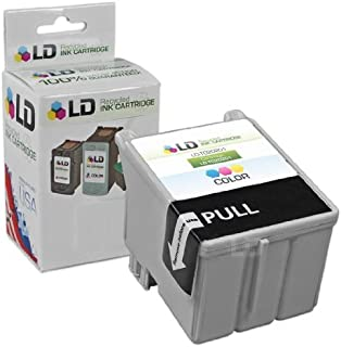LD Remanufactured Ink Cartridge Replacement for Epson T020 T020201 (Color)