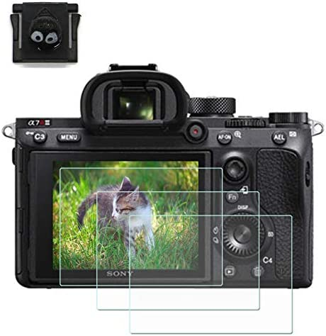 FitHom Screen Protector Compatible for Sony RX100 II RX100 III RX100 IV RX100 V RX100 VI RX100 product image