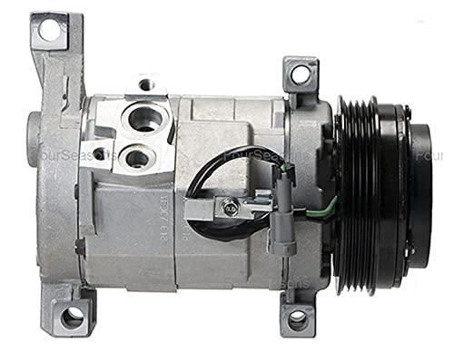 09 hummer h3 ac compressor - 4