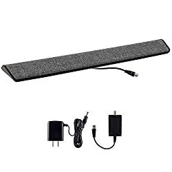 powerful UltraPro indoor TV antenna, fabric rod design, reinforced long range antenna, interior decoration, digital …