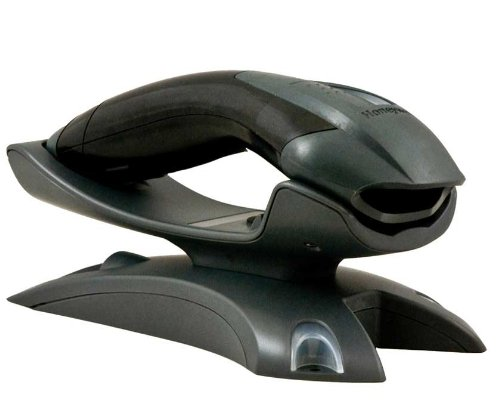 Price comparison product image Honeywell Voyager 1202g Barcode Scanner - Cordless,  1D Laser,  Bluetooth,  USB Kit,  Includes Charging / Communication Cradle and USB Cable. Color: Black (1477