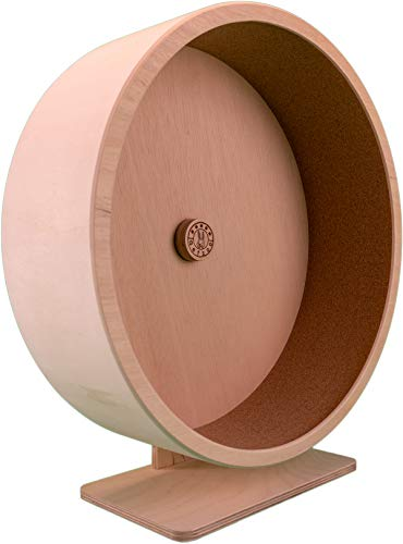 Getzoo Ø 42 cm Premium Korklaufrad (Ø 40,4 cm Innen, Höhe 44-53cm)