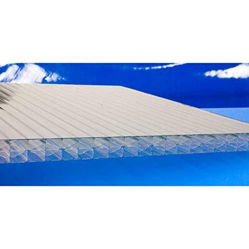 Dubbelwandige platen/weckplaten Primalite 16 mm hittewerend web platen maat selecteren 6000x1200mm