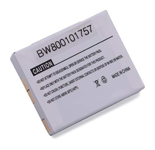 vhbw Batterie Compatible avec Razer Mamba, Mamba 2012, Mamba 2012 Elite 4G, Naga Epic Souris sans Fil (Mouse Wireless) (900mAh, 3,7V, Li-ION)