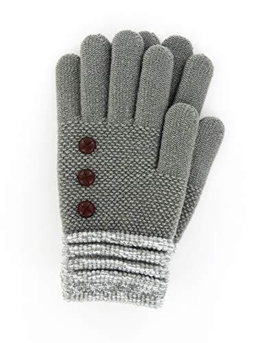 Britt's Knits Damen Handschuhe für kaltes Wetter