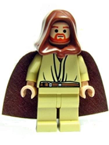 LEGO Star Wars - Minifigur Qui-Gon Jinn - sehr selten aus Set 7665!!