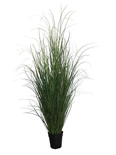 Best Artificial 1,2m/120cm cipolla erba verde Reed Bush Plant