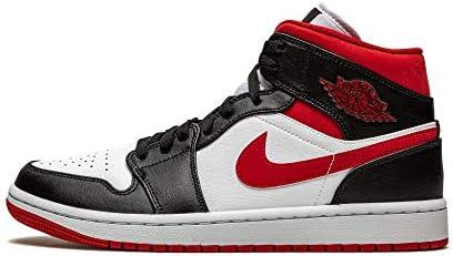 Nike Air Jordan 1 Mid (GS), Chaussures de Fitness Homme - ThePressFree