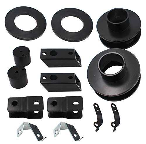 66-2725 2.5' Front Leveling Kit,Fit for 2011-2020 Ford F250 Super Duty 4WD