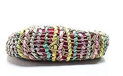 Patricia Nash Straw Lesa Tote Pastel Multi One Size
