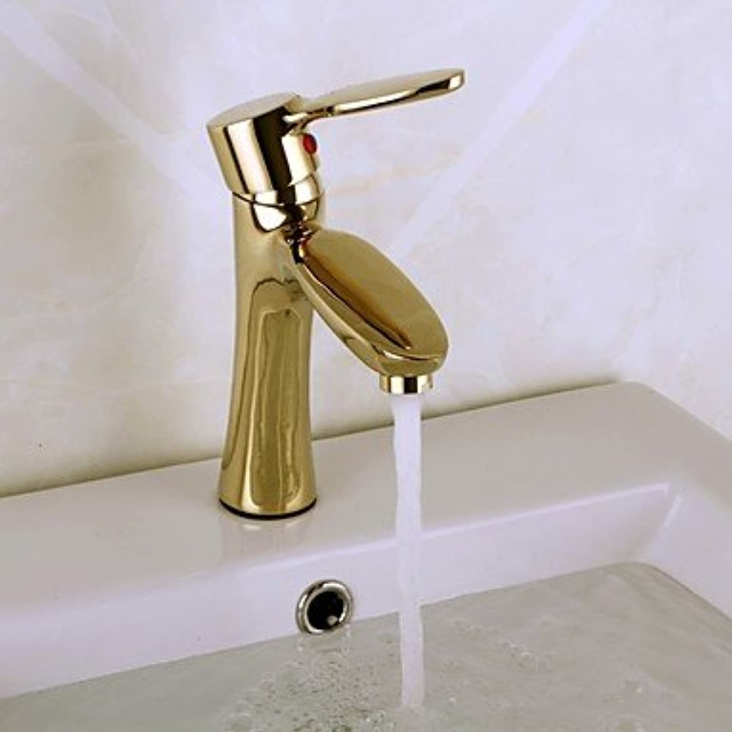 HMer Single Handle Centerset Sink tap with Three Different Finish, Chrome