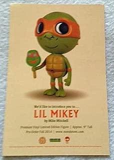 LIL MIKEY TMNT - 4